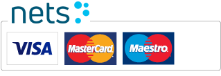 Payment Methods - Nets - Visa - MasterCard