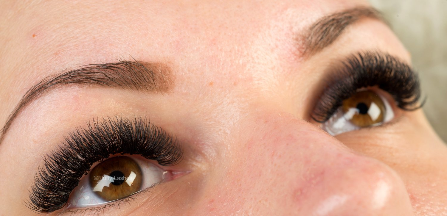 5d eyelash extensions picture