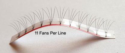 rootless wide fan